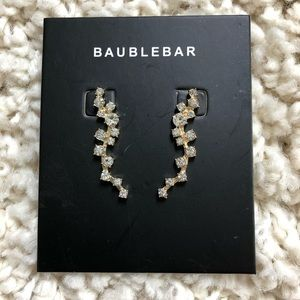 *NWT Baublebar Climbing Earrings
